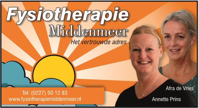 Fysiotherapie Middenmeer
